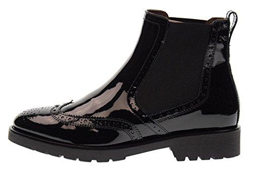 A719295D Chaussures femme NERO GIARDINI BLACK 100 cheville de Black qTBwzHx