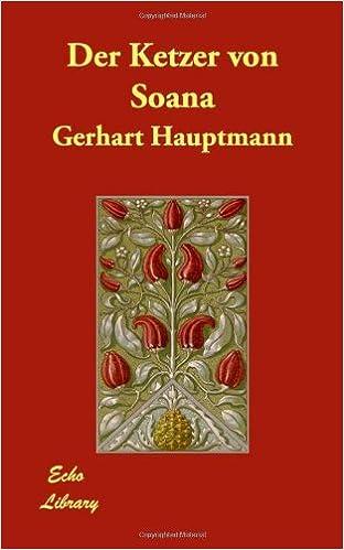 Book Der Ketzer Von Soana (German Edition)