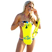 New Wave Swim Buoy for Open Water Swimmers and...