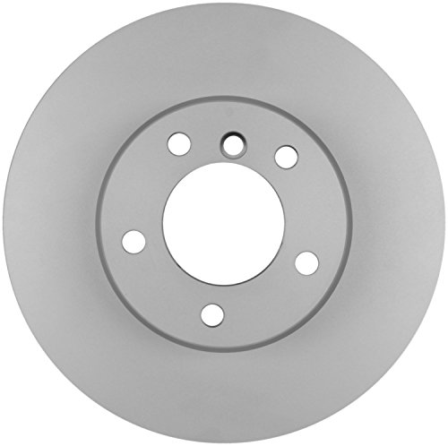 Bosch 15010113 QuietCast Premium Disc Brake Rotor For BMW: 118i, 120i, 228i, 320i, 320i xDrive, 323i, 328d, 328d xDrive, 328i, 328i xDrive, 328xi, 428i, X1, Front