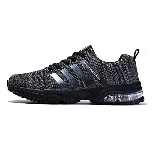 Chaussures Homme Baskets Fitness Casual Fine De Ii Ql Femme Sports Outdoor Course amp; Gym Athlétique Mode Black Entraînement 5ZX6qwHq