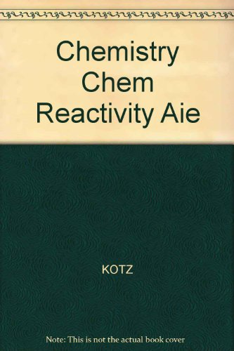 Chemistry Chem Reactivity Aie