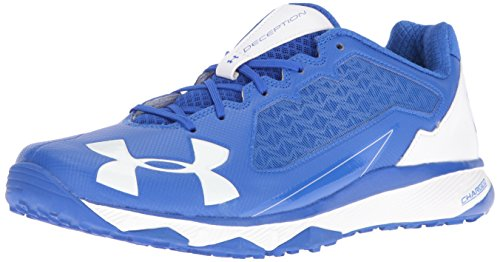 Under Armour Mens Deception Trainer Team Royal (411) / Bianco