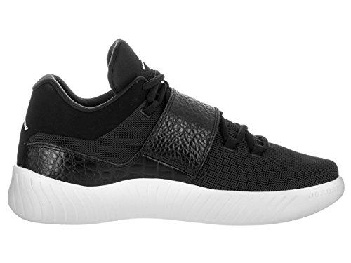 Jordan Nike Mens J23 Scarpa Casual Nero / Bianco