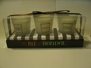 "Amazon.com: Henri Bendel ""A Bit of Bendel"" 3 Votive ..."