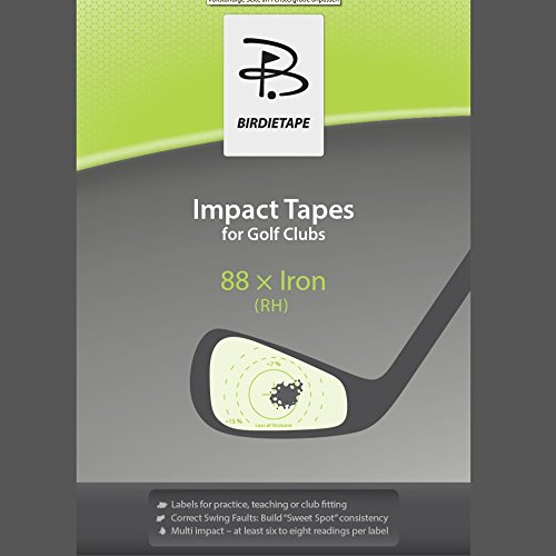 Amazon.com : Birdietape 88 Iron-Tapes (RH) : Sports & Outdoors