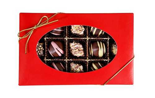Easter Chocolate Gift Box, Finest Gourmet Assorted Chocolates, Great Happy Birtday, Appreciation or Corporate Gift