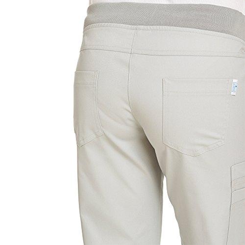 Leiber - Pantalón - para mujer verde claro
