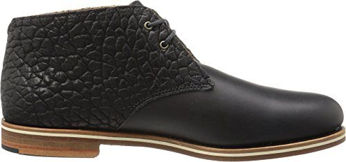 Roeischoenen Heren Pete Black Boot