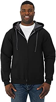 Fruit of the Loom Men's Full-Zip Hooded Sweats