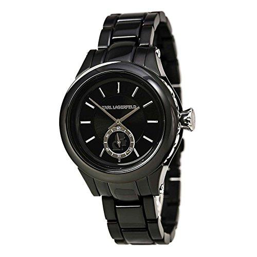 karl-lagerfeld-kl1206-chain-black-silver-ladies-watch