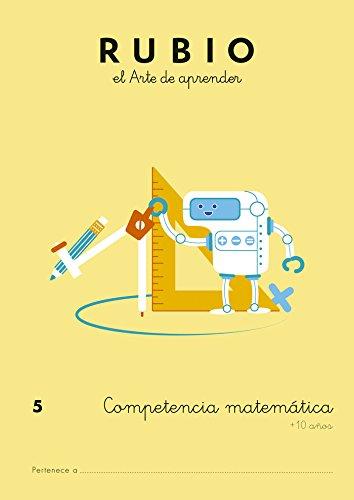 COMPETENCIA MATEMÁTICA 5: Amazon.es: ENRIQUE RUBIO POLO, SLU: Libros