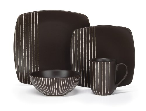 Cuisinart Stoneware Collection 16 Piece Dinnerware