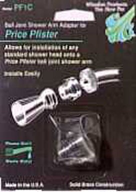 SHOWER ARM ADPTR PFISTER by WHEDON MfrPartNo PF1C outlet
