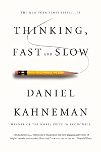 Thinking, Fast and Slow by Farrar, Straus and Giroux