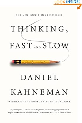 Daniel Kahneman (Author) (2630)  Buy new: $16.00$8.95 369 used & newfrom$3.50