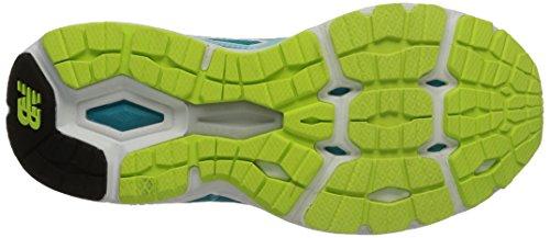 New Balance W880 D V5 Damen Laufschuhe Grün - Vert (Gg5 Teal/Green)