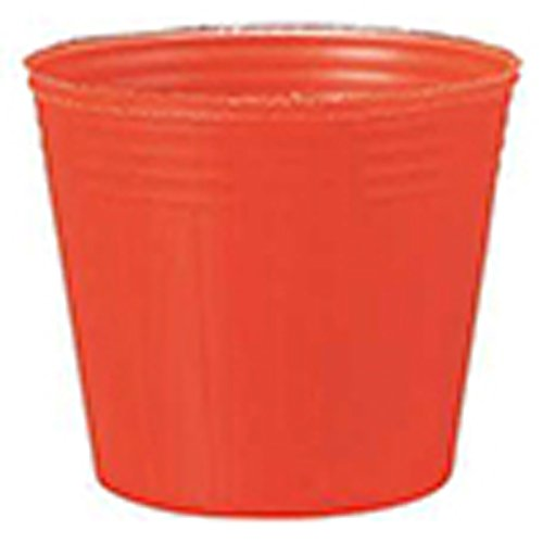 【30000個】 7.5cm 赤 TOカラーポット ポリポット 東海化成 タ種 代不 B06Y5J8YK1