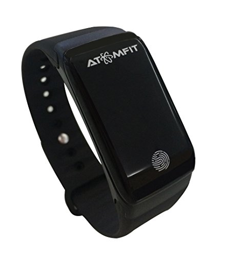 ATOMFIT Fitness Tracker Android Compatible