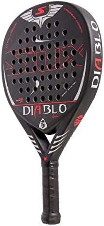 Siux Diablo Luxury GRAFENO - Palas DE Padel: Amazon.es: Deportes y ...