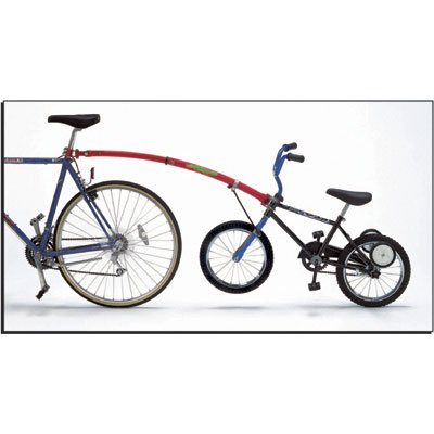 Trail Gator Bicycle Tow Bar, Blue Child Bike Tow Bar