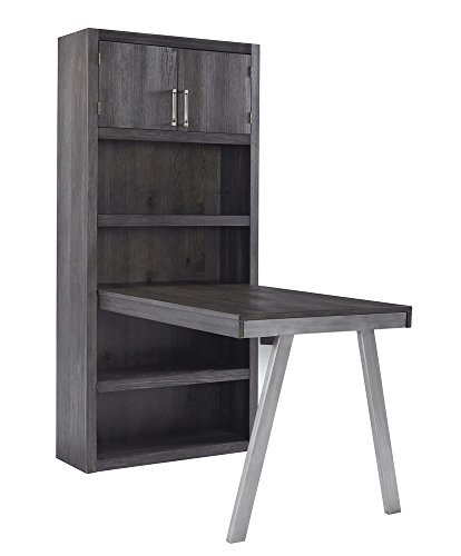 Signature Design Raventown Bookcase Desk Return by Ashley by Signature Design by Ashley