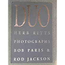 Duo: Herb Ritts photographs, Bob Paris & Rod Jackson