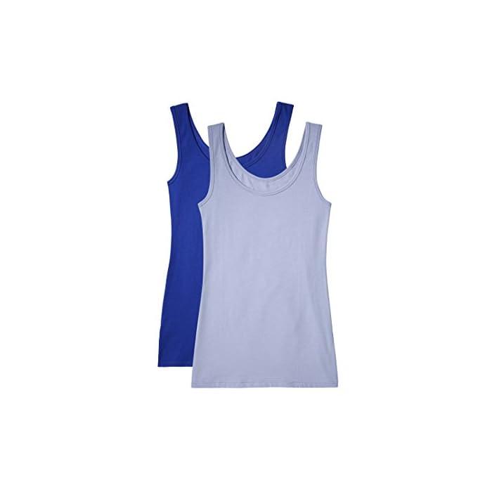 41Ru L6OX5L La lencería, el traje de baño y la ropa de noche de Iris & Lilly's está diseñada en Londres para que te sientas hermosa. Diseñado con una línea de cuello bajo, ideal para ropa de noche o como una capa inferior discreta. 95% Algodón, 5% Elastano