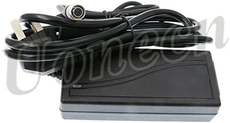 12V 3A Sound Devices ZAXCOM Hirose 4 pin Female Power Adapter for dvf l700 Monitor