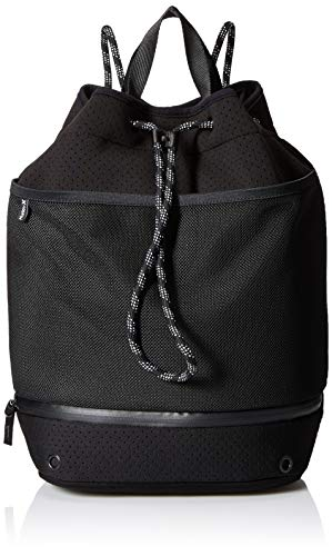 - Hurley Women's Apparel Women's Hurley Neoprene Perforated Solid Beach Bag, Black, One Size Fits All