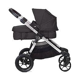 Baby Jogger City Select Bassinet Kit, Onyx