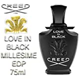 Creed Love In Black (クリード ラブインブラック) 2.5 oz (75ml) EDP Spray by Creed for Women