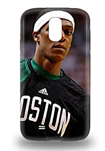 Galaxy S4 3D PC Case Premium Protective 3D PC Case With Awesome Look NBA Boston Celtics Rajon Rondo #9 ( Custom Picture iPhone 6, iPhone 6 PLUS, iPhone 5, iPhone 5S, iPhone 5C, iPhone 4, iPhone 4S,Galaxy S6,Galaxy S5,Galaxy S4,Galaxy S3,Note 3,iPad Mini-Mini 2,iPad Air )