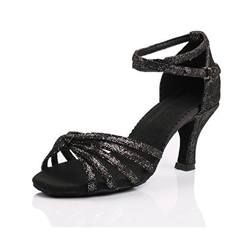 Zapatos VESI Tac Latino de Baile de Uqxd6q4