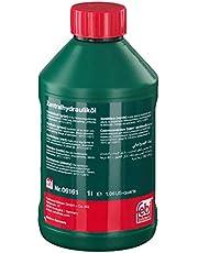 febi bilstein 06161 hydraulische olie voor centrale hydrauliek, servolbekrachtiging en niveauregeling, 1 liter