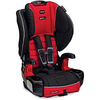 Britax Frontier G1.1 ClickTight Harness-2-Booster Car Seat, Congo