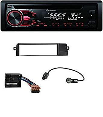 Pioneer CD MP3 USB AUX Car Stereo for BMW 3 Series E46