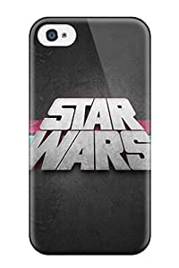 HrkIdNa3244sIikE Benailey Awesome Case Cover Compatible With Iphone 4/4s - Star Wars