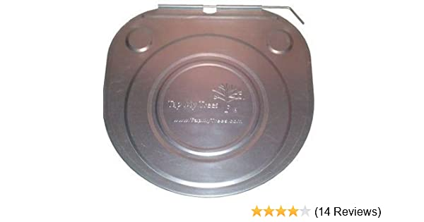 Lids COVERS 2 MAPLE SYRUP Old GALVANIZED Sap Buckets TAPS Spiles Spouts