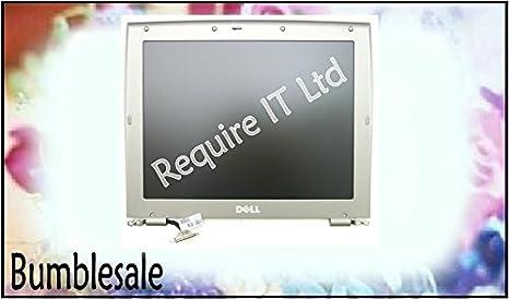 """DELL LATITUDE D400 X300 12.1/"""" XGA COMPLETE LCD U0273 9T832 IAXG02D LTM12C505D"""