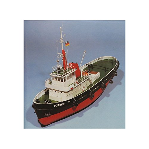 Aeronaut (AN3031/00 Torben Tug Model Boat Kit with Fittings