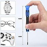 Eyeglass Repair Tool Kit, Kingsdun Glasses