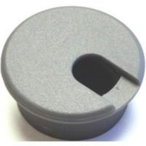 Jandorf Specialty Hardw Grommet Desk Met Slvr 1-1/2In 61615