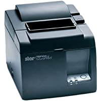 Star Micronics Thermal/Friction/2 Color/Gray Cutter/Ethernet (LAN) INTERNALPS TSP143L-GRY
