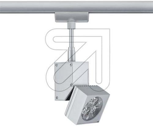 Paulmann Stromschienensystem Metall Integriert Silber