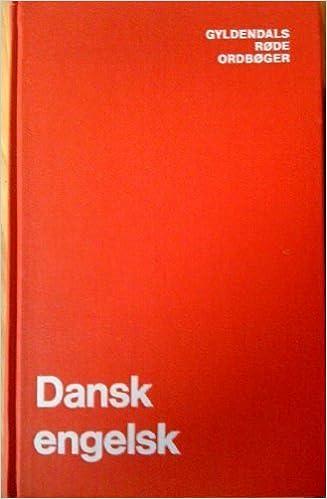 gyldendal ordbog engelsk