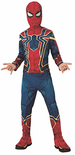 Rubie's Marvel Avengers: Infinity War Iron Spider Child's Costume, Medium]()