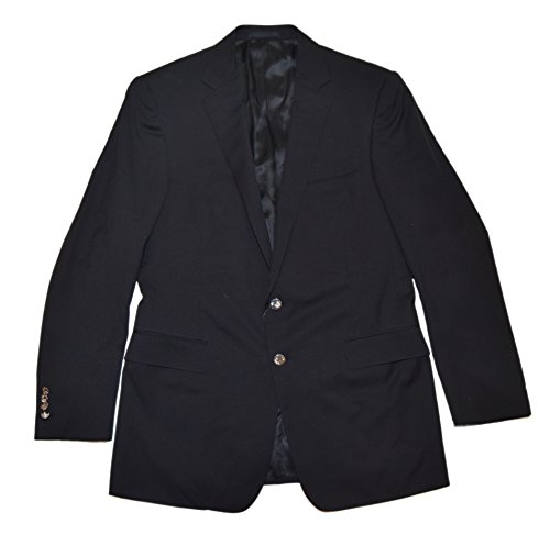 Jacket Ralph Lauren Black Label - Polo Ralph Lauren Black Label Mens Blazer Sport Coat Wool Italy Silver 42L