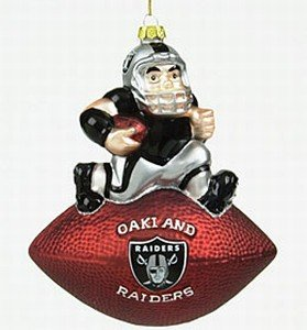 SC Sports Oakland Raiders Team Mascot Football ()