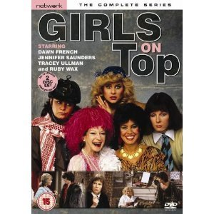 Amazon com: Girls On Top - The Complete Series [DVD](REGION